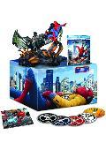 spider-man: homecoming - 4k uhd + blu ray - ed.figura con comic-8414533110143