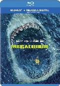 megalodon - blu ray --8420266017819